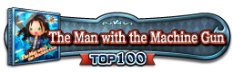 The Man with the Machine Gun TOP100