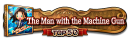 The Man with the Machine Gun TOP50